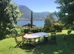 garden villa for sale with lake view