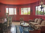 lounge villa for sale with garden lake view