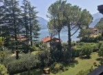 villa with amazing lake view