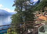 Argegno lake como apartment for sale