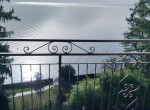 lake view from the terrace
