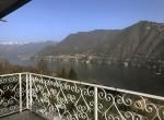 Apartment in the prestigious area of Como with lake view