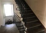 staircase in moltrasio stone