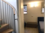 second floor below street level colonno