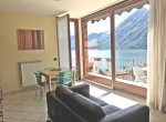 Argegno - Apartment with Terrace and Amazing Lake View