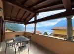6. Casa Pinuccia terrazzo con vista lago