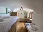 twin room in brienno
