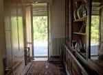 bedroom first floor with terrace