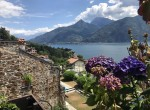 lake como apartment with view