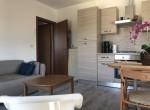 open space apartment for sale lake como