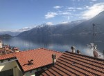 lake como view from the house for sale in lake como